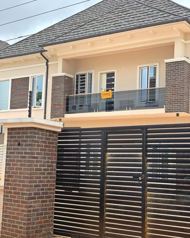 Regina Daniels Buys Mansion