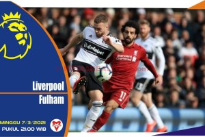 Liverpool vs Fulham