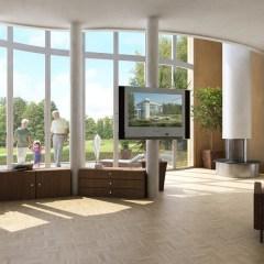 Comment aménager le salon d'un petit appartement ?