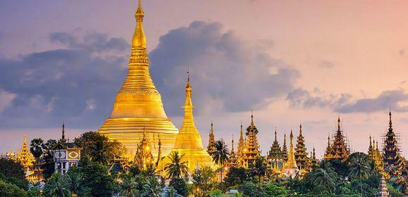 A la découverte de Yangon en Birmanie