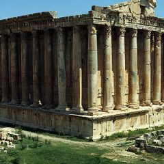 Baalbek : un site exceptionnel au Liban