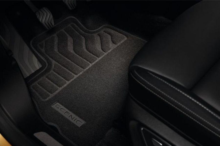 tapis de sol textile premium accessoires renault