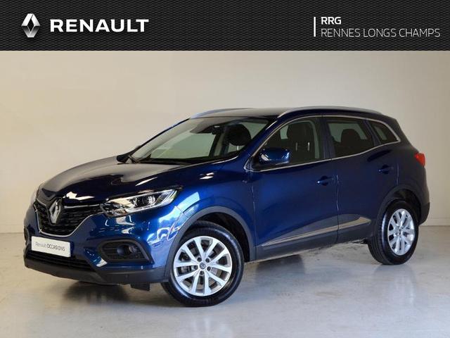 Kadjar Blue Dci 115 Edc Business 2020 Renault Selection