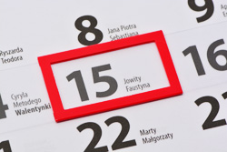 okienka do kalendarzy