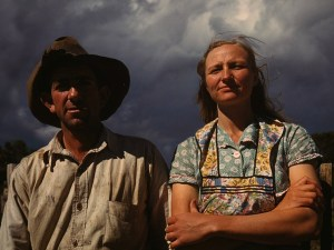 Great Depression farmers