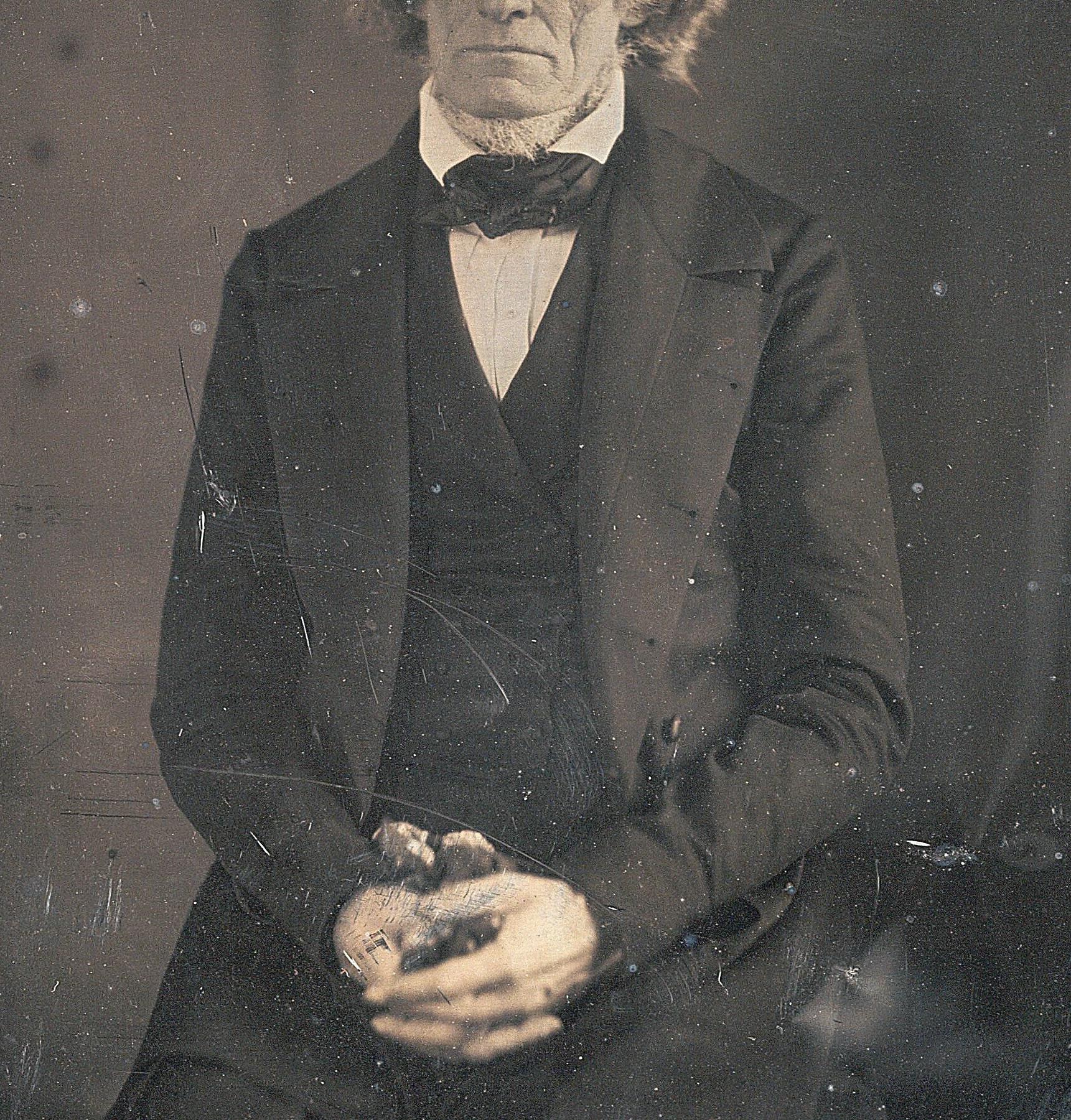 John Calhoun by Brady