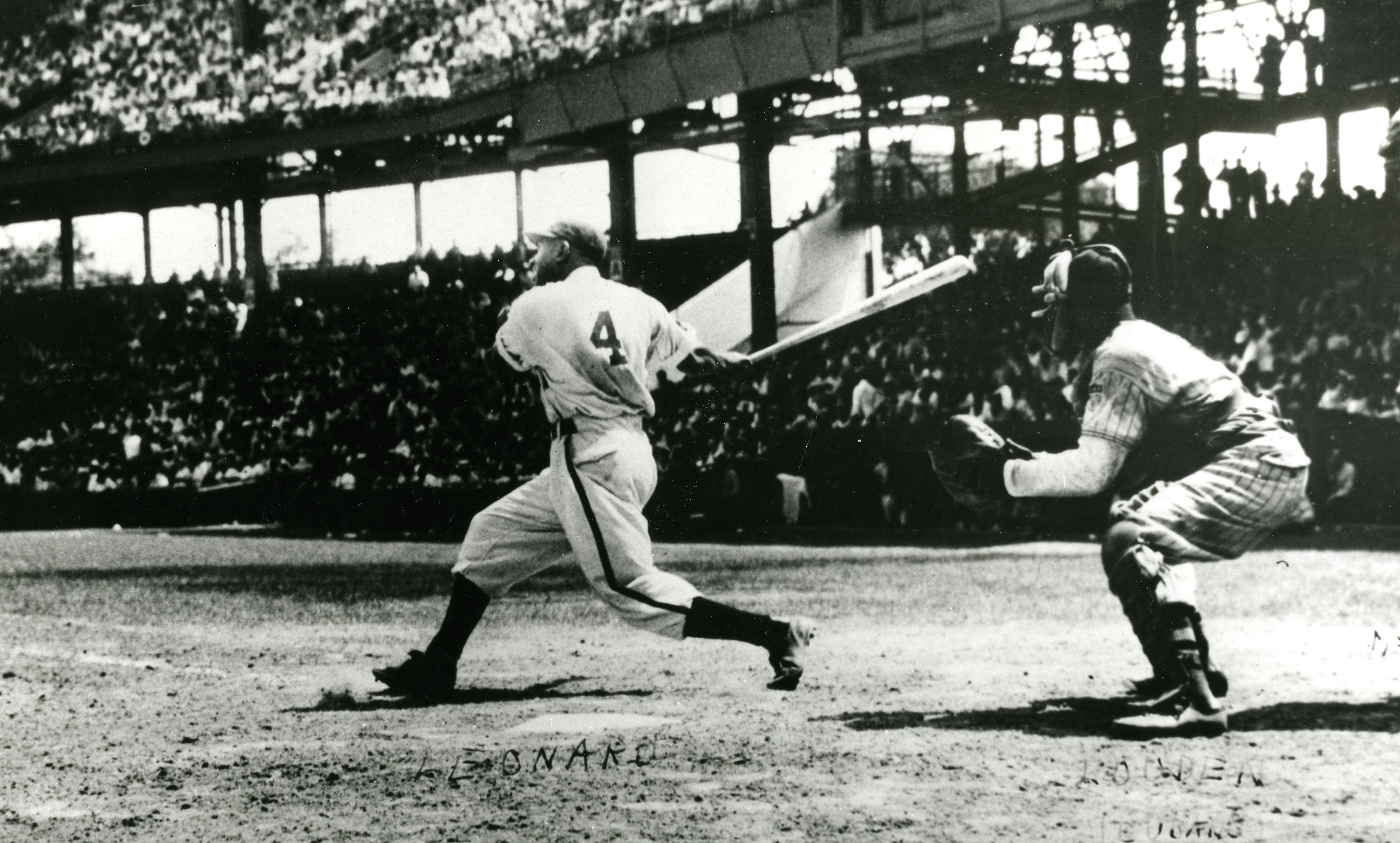 THE BIG PICTURE | The Negro Leagues