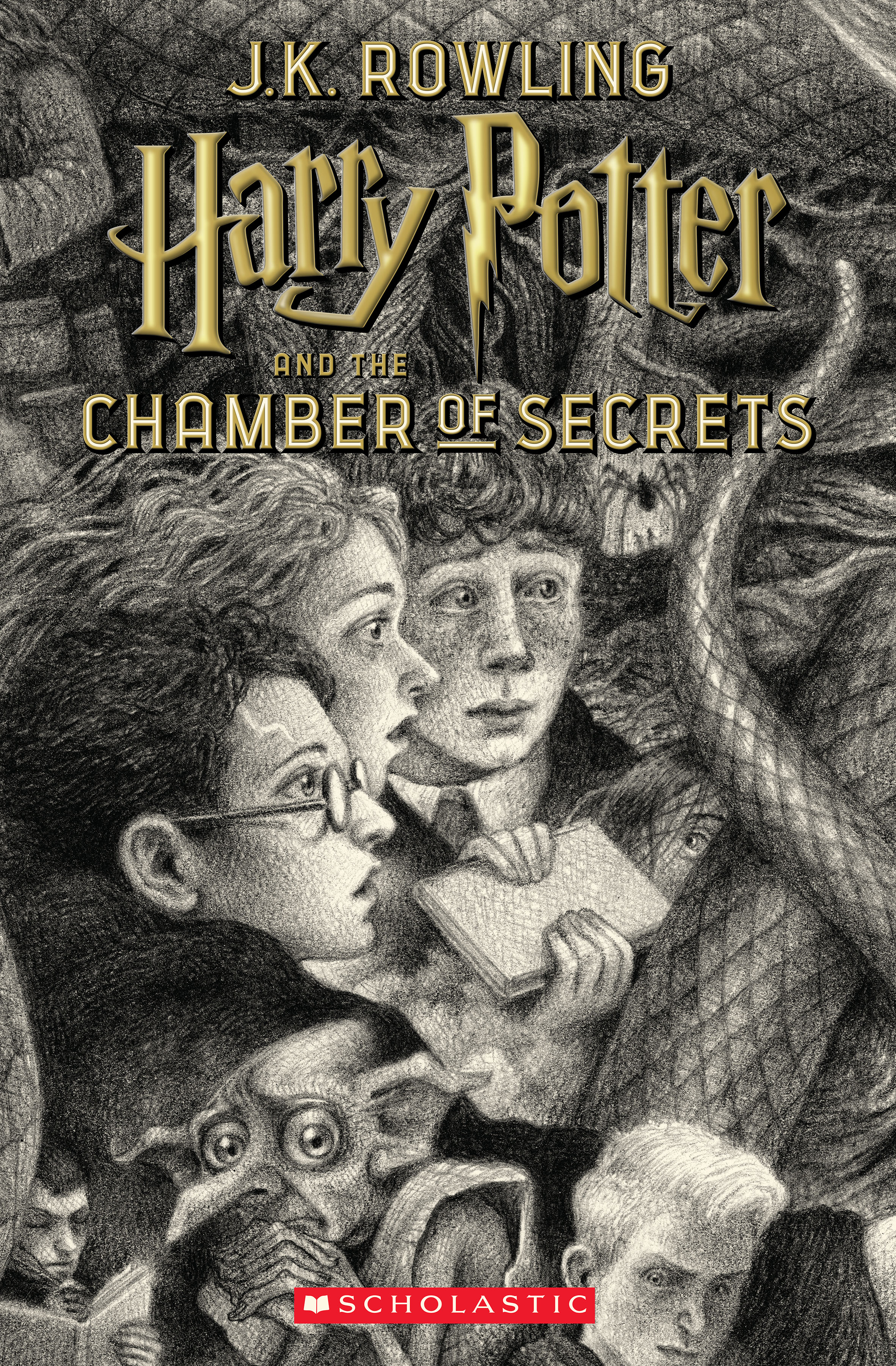Scholastic Unveils New Covers For J K Rowling S Harry