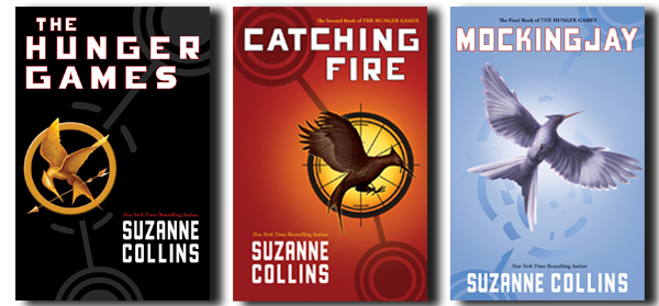 Image result for the hunger games trilogy