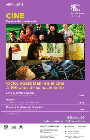 Ciclo-Roald-Dahl