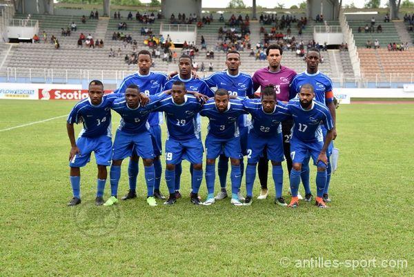 coupe de la caraibe 2017-Martinique