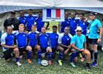 rugby à 7_sélection martinique à 7