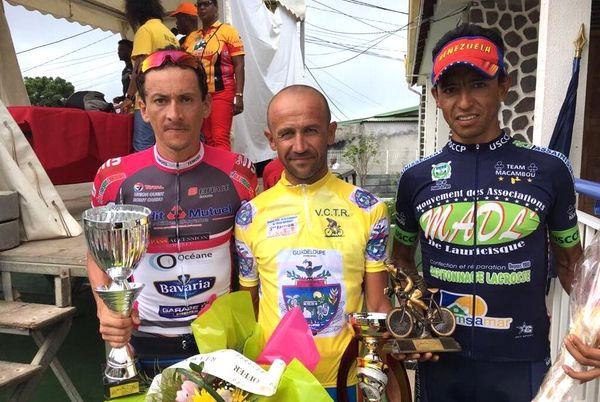 podium GP Trois Rivieres