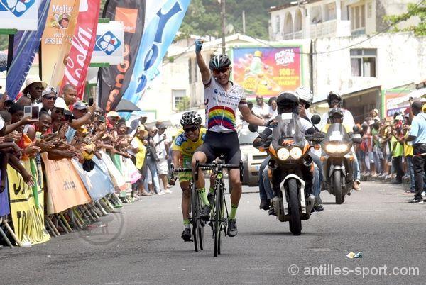 tour cycliste martinique 2017_etape5_ vainqueur