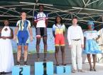 championnat caraibe 2017_podium clm femme