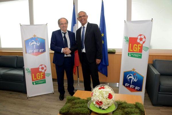 président FFF Guadeloupe