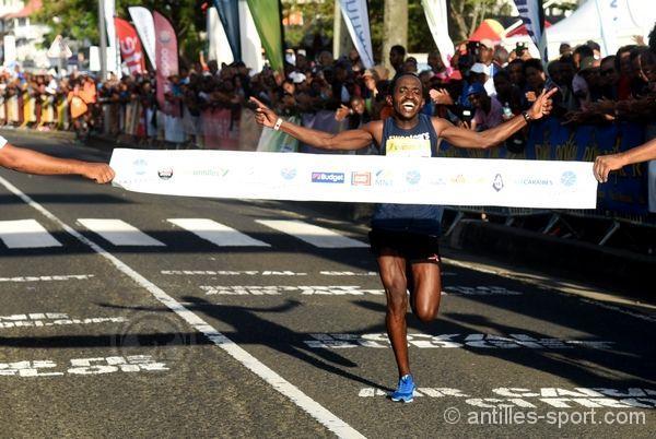 semi marathon Fort-de-France