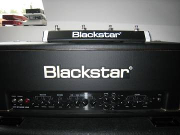 Blackstar HT-Stage 100 with multiple channel OD