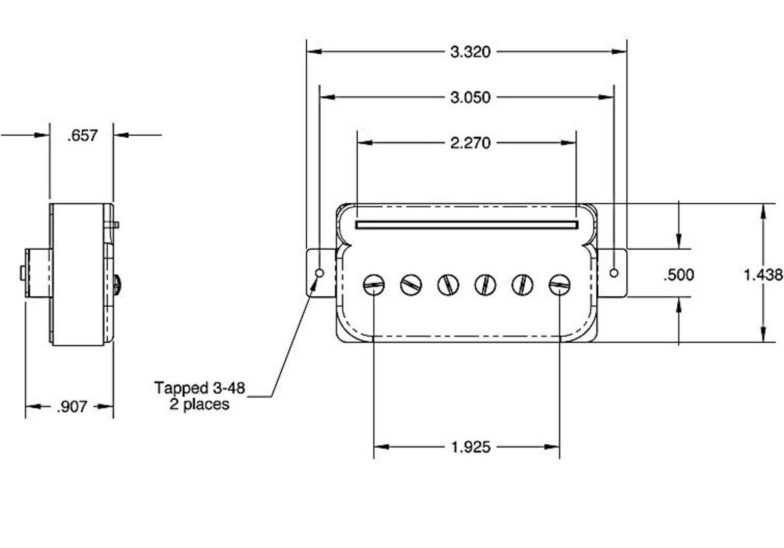 Fender Humbucker Pickup Wiring