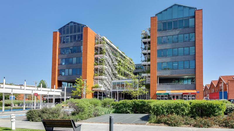 bnp paribas real estate idf activites