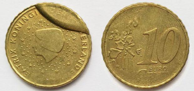 10 Cent Pays-Bas