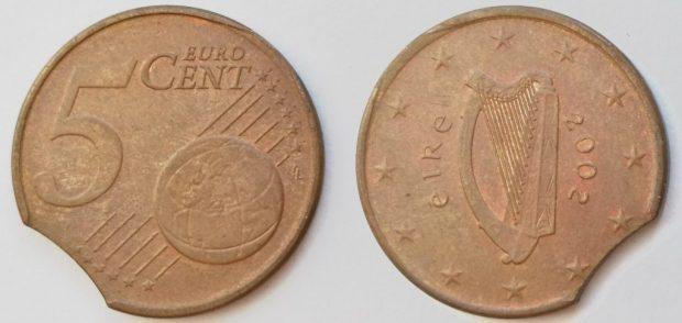 5 Cent Irlande 2002