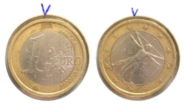 1 Euro Italie 2002