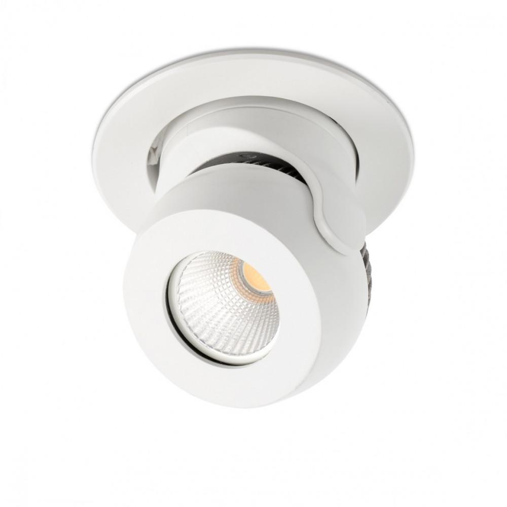 Spot LED Encastrable Et Orientable Blanc En Vente Sur