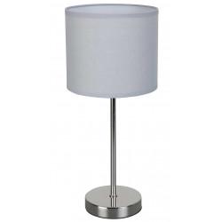 Lampe Design Abat Jour Gris
