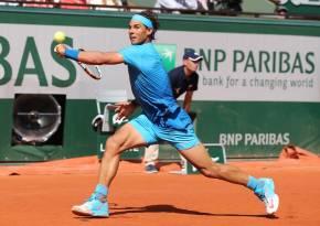 Rafael Nadal. (L'Equipe)