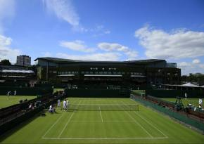Wimbledon. (L'Equipe)