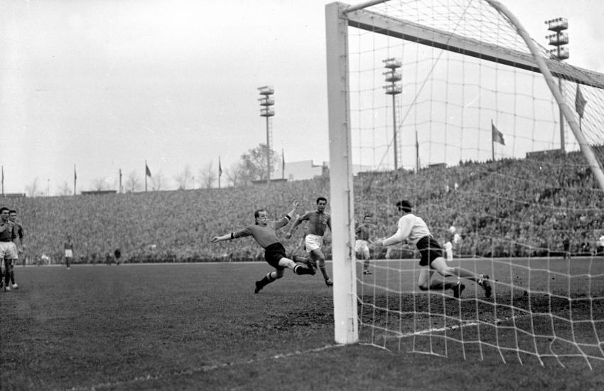 Claude Abbes vs. Belgio 1957