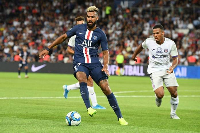 choupo moting (eric) (A.Mounic / The Team)