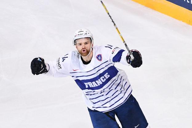 Stephane da costa - France hockey