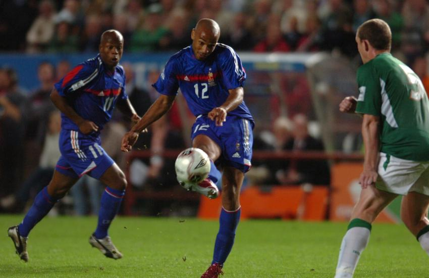 Thierry Henry vs. Eire 2005