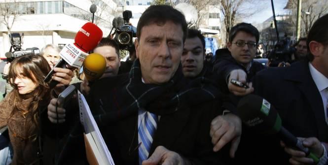 Eufemiano Fuentes écope d'un an de prison. Manolo Saiz est acquitté. (Reuters)