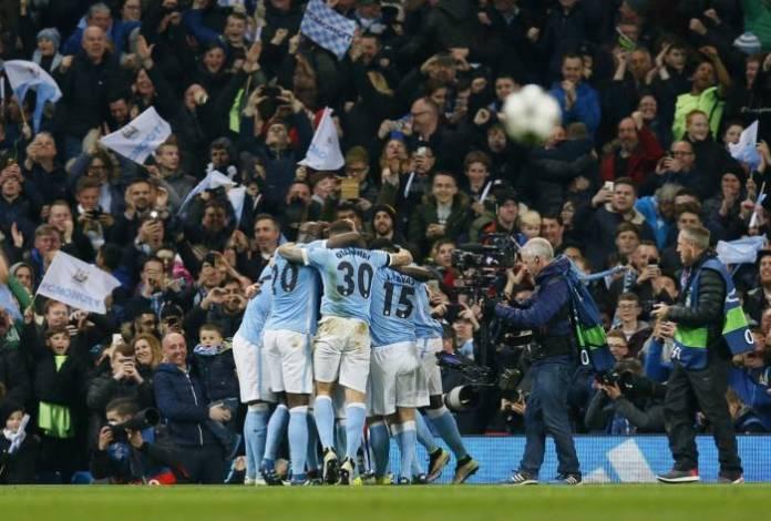 """Résultat de recherche d'images pour """"Championnat Européen :Paris et City officiellement champion !"""""""