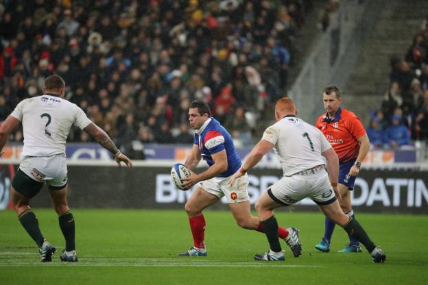 Rugby - France - Guilhem Guirado does not digest the defeat against South Africa. (E. Garnier / The Team)