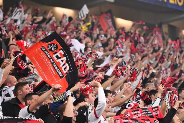 Football - Johan Rigaud - Guingamp will need public support in Roazhon Park. (P.Lahalle / Team)