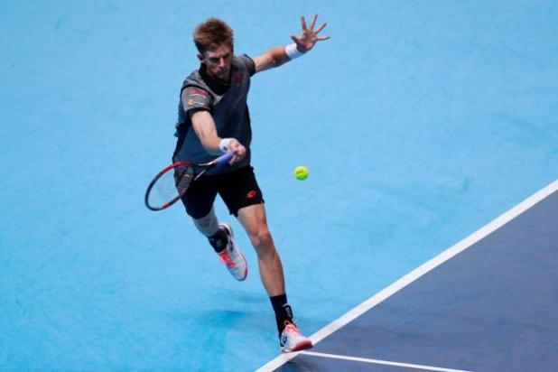 Tennis - Masters (London) - Kevin Anderson gave Kei Nishikori a chance. (AA)