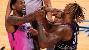 Les Atlanta Hawks, le Miami Heat et les New York Knicks inséparables dans la conférence Est