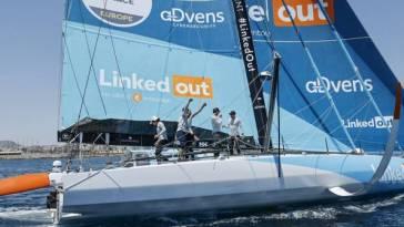Victoire de Thomas Ruyant en Imoca dans la 2e étape de The Ocean Race Europe