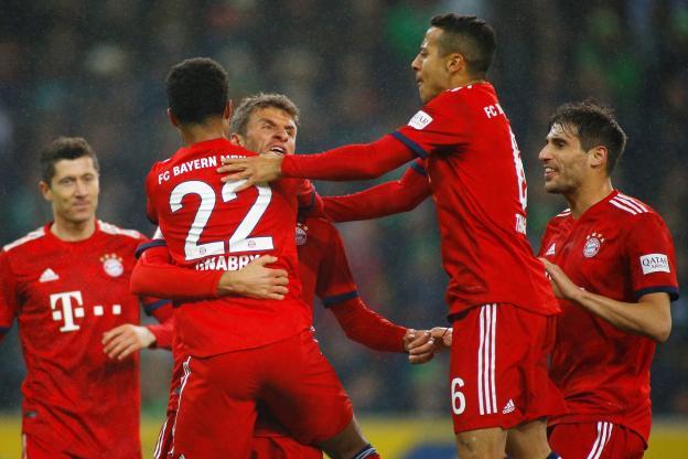 Football - Football - Bayern Munich returns to Borussia Dortmund. (Reuters)