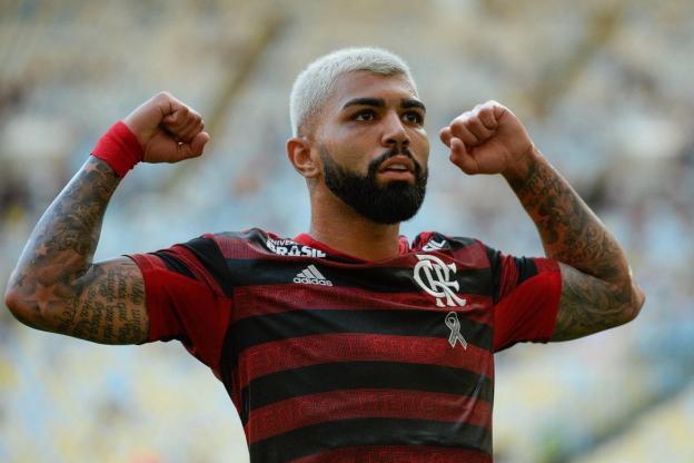Tous les sports - Design - Lors de la dernière journée de Taça Rio, le club Flamengo portait un maillot 3D. (A. Vidal / Flamengo)