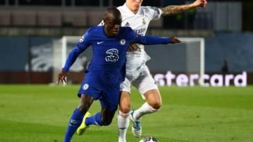 N'Golo Kanté (Chelsea) élu homme du match face au Real Madrid en Ligue des champions