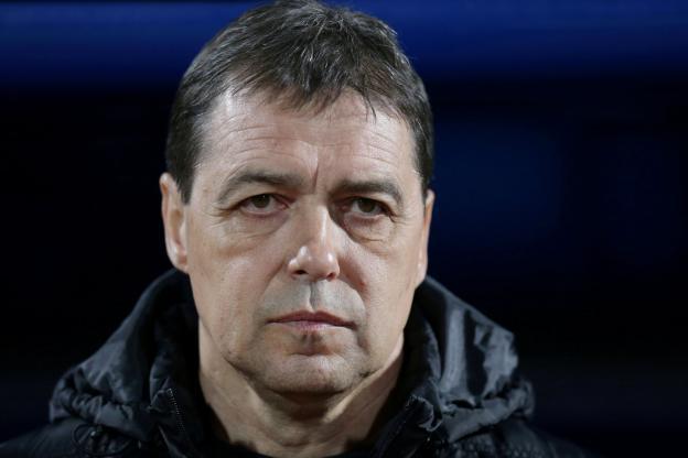 Football - Johan Rigaud - Petar Houbtchev, bientôt aux commandes du Levski Sofia (/) F. Goga Reuters