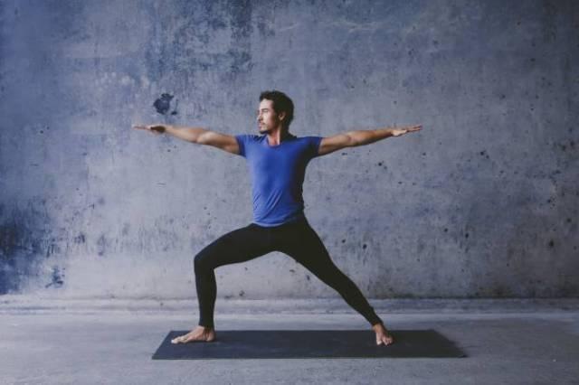 Posture Warrior 2. (Shutterstock)
