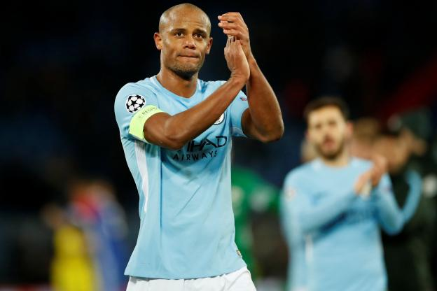 Football - Football - Vincent Kompany is a captain to be filled. (A. Boyers/Reuters)