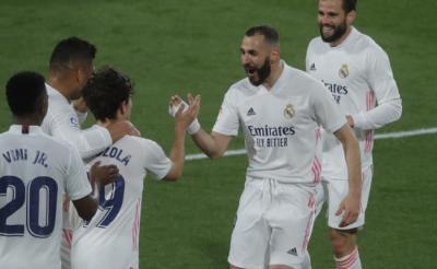 Espagne : Avec un Karim Benzema une nouvelle fois impressionnant, le Real Madrid prend la tête de la Liga