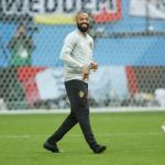 Belgique: Thierry Henry s'est fait «bizuter»
